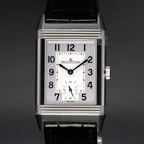[Brand New Watch] Jaeger-LeCoultre Reverso Classic Medium Small Seconds 25.5mm Q2438520