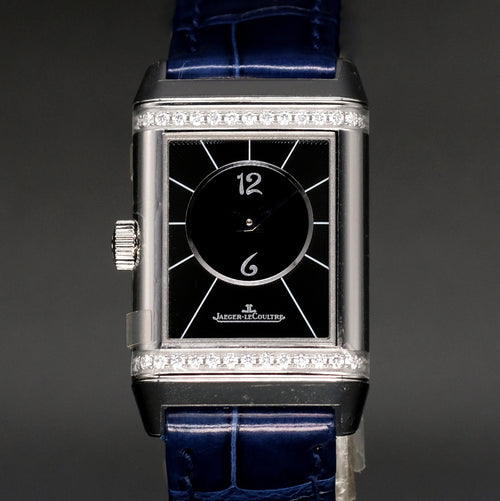 [Brand New Watch] Jaeger-LeCoultre Reverso Classic Small Duetto 21mm Q2668432