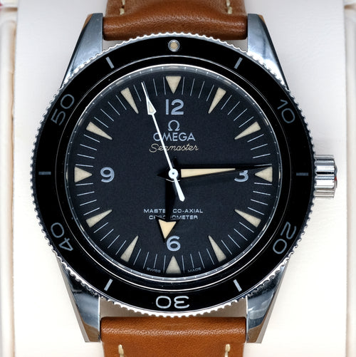 [Pre-Owned Watch] Omega Seamaster 300 Omega Master Co-Axial 41mm 233.32.41.21.01.002