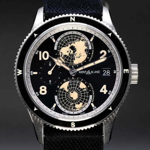[Brand New Watch] Montblanc 1858 Geosphere 42mm 117837