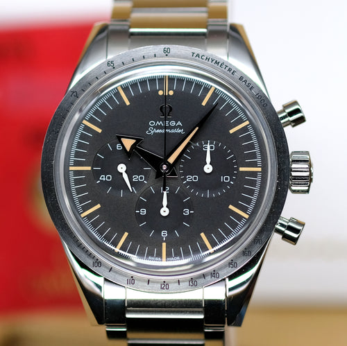 [Pre-Owned Watch] Omega Speedmaster '57 Chronograph 38.6mm 311.10.39.30.01.001 (The 1957 Trilogy Limited Edition 3,557 Pieces)