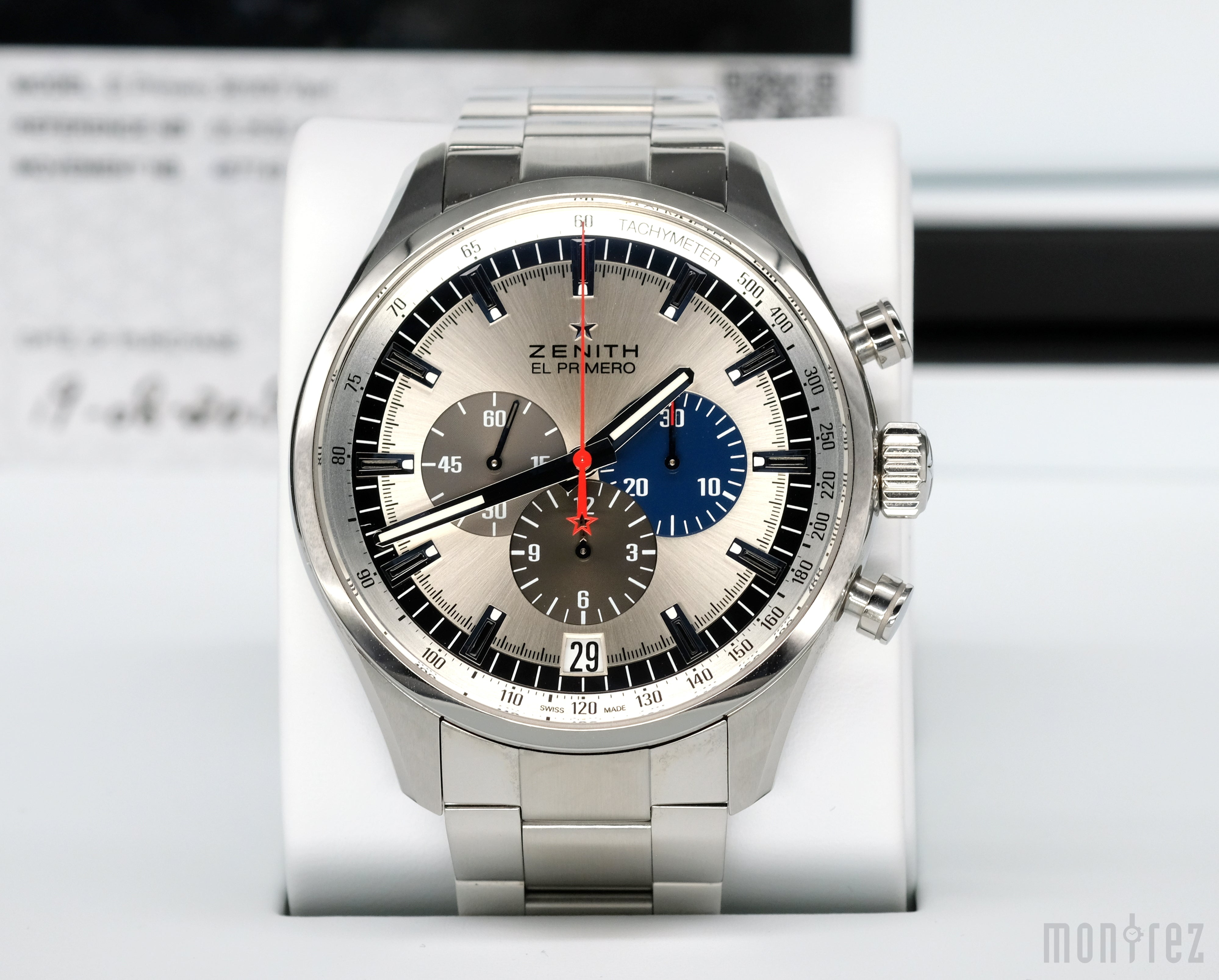 [Pre-Owned Watch] Zenith El Primero Chronograph Automatic 45mm 03.2520.400/69.M2280