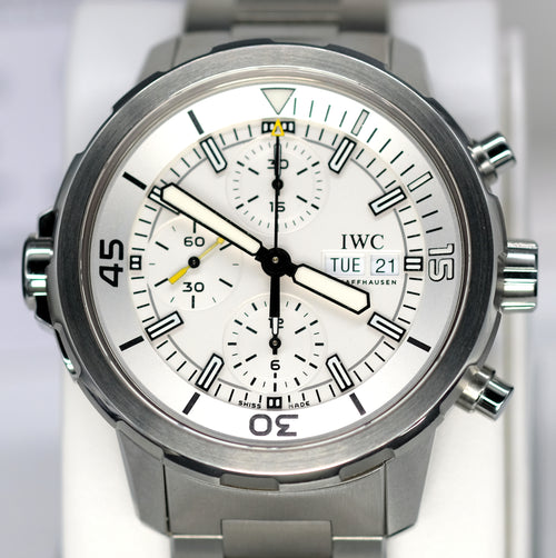 [Pre-Owned Watch] IWC Aquatimer Chronograph 44mm IW376802 (Out of Production)