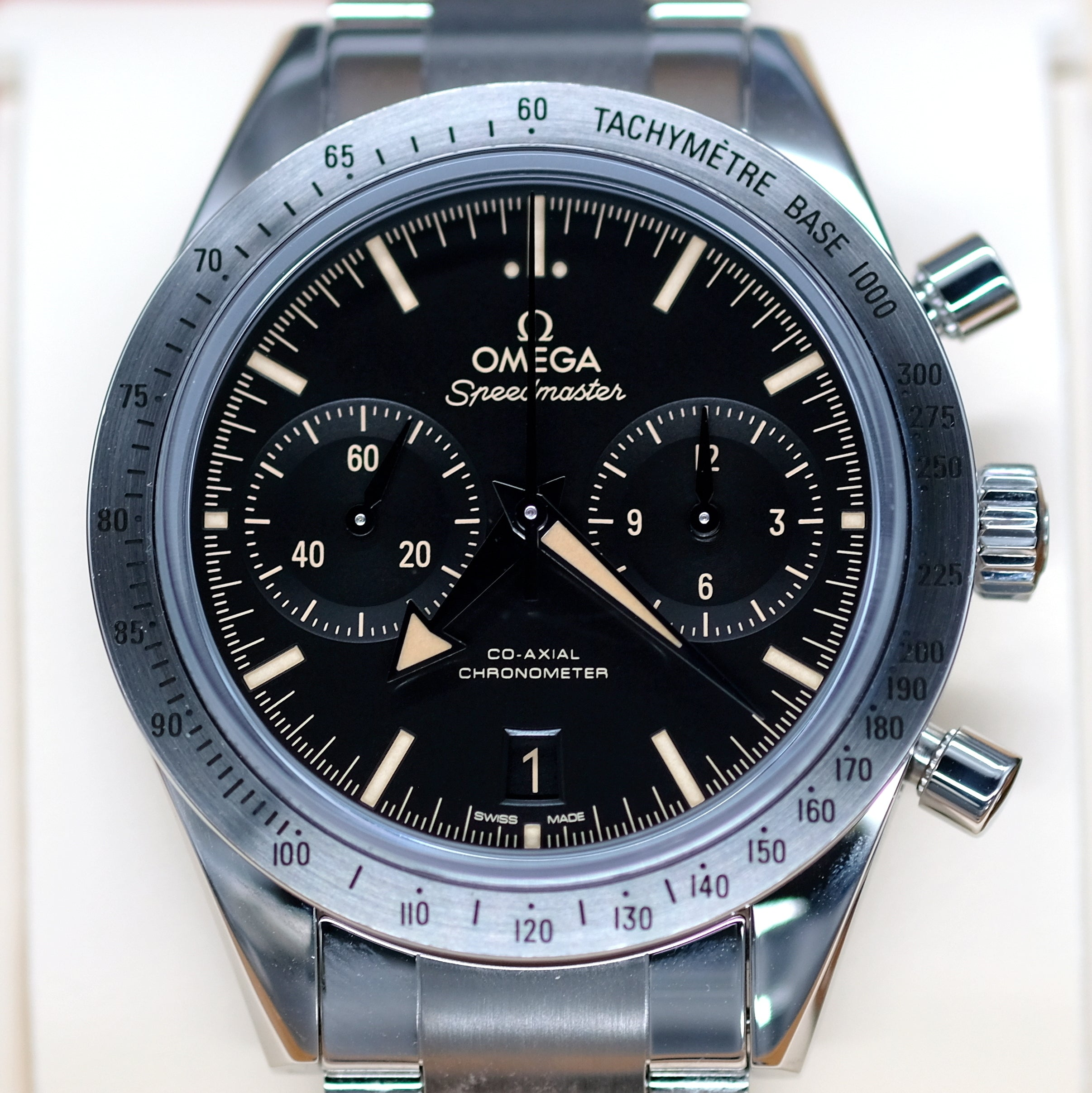 [Pre-Owned Watch] Omega Speedmaster '57 Co-Axial Chronograph 41.5mm 331.10.42.51.01.002