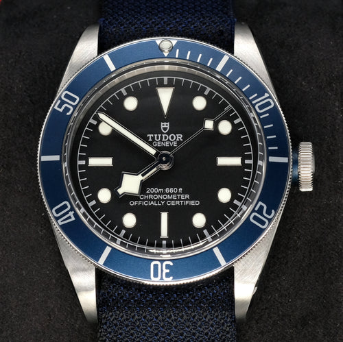 [Pre-Owned Watch] Tudor Heritage Black Bay 41mm 79230B (Nato Strap) (888)