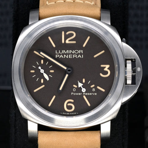 [Pre-Owned Watch] Panerai Luminor 8 Days Power Reserve Titanio 44mm PAM00797