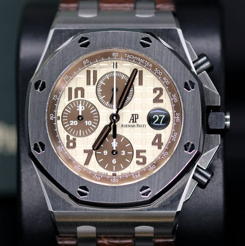 [Pre-Owned Watch] Audemars Piguet Royal Oak Offshore Chronograph 42mm 26470ST.OO.A801CR.01