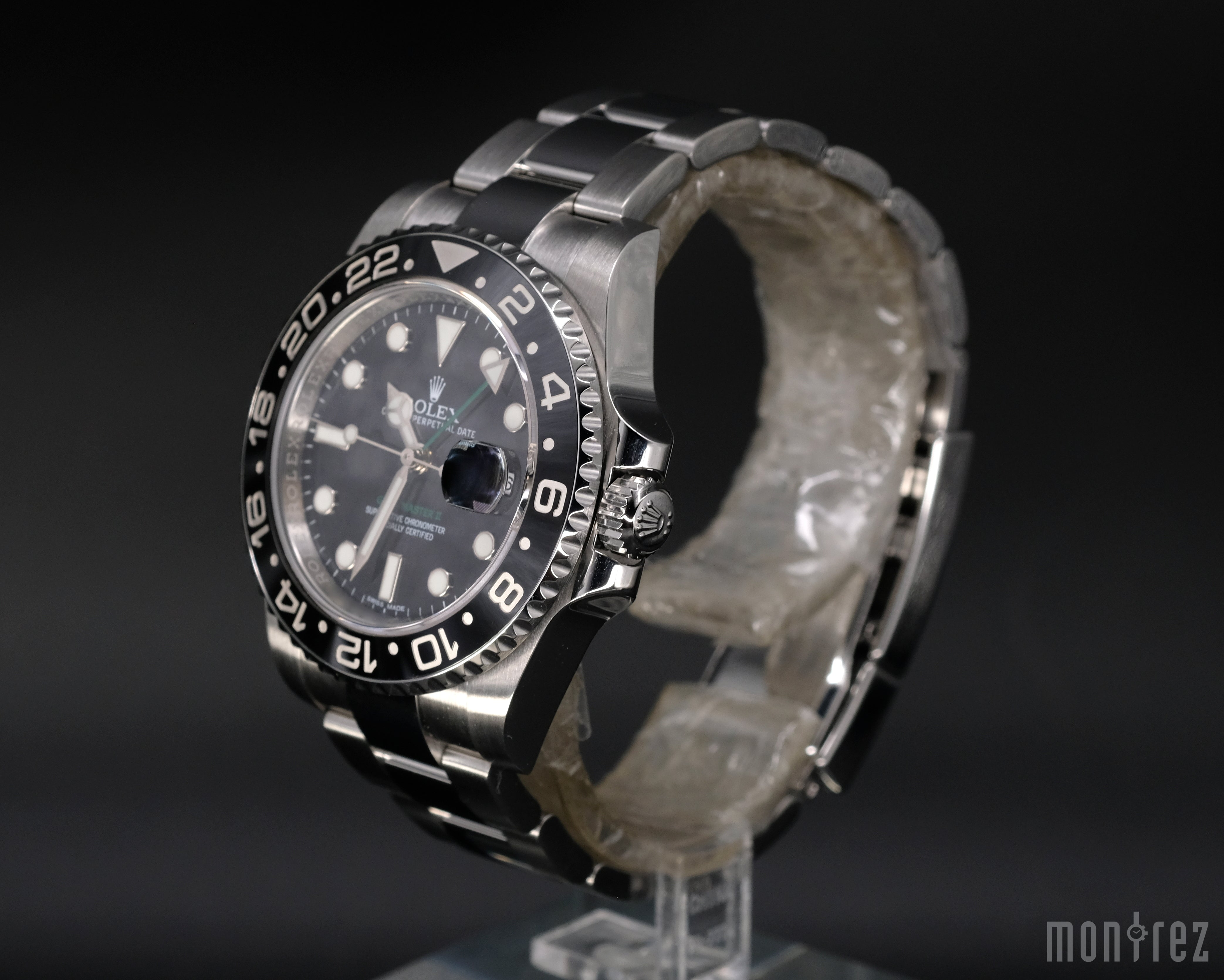 [Pre-Owned Watch] Rolex GMT-Master II 40mm 116710LN (888) (Out of Production)