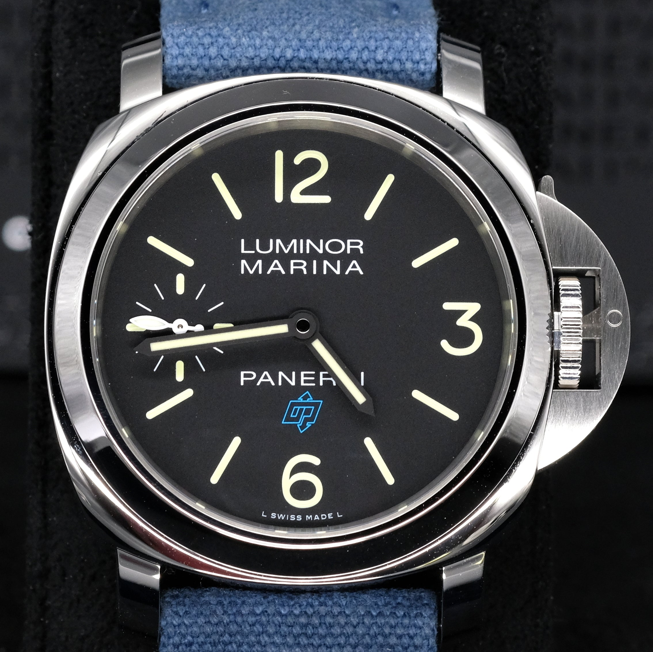 [Pre-Owned Watch] Panerai Luminor Logo 44mm PAM00777