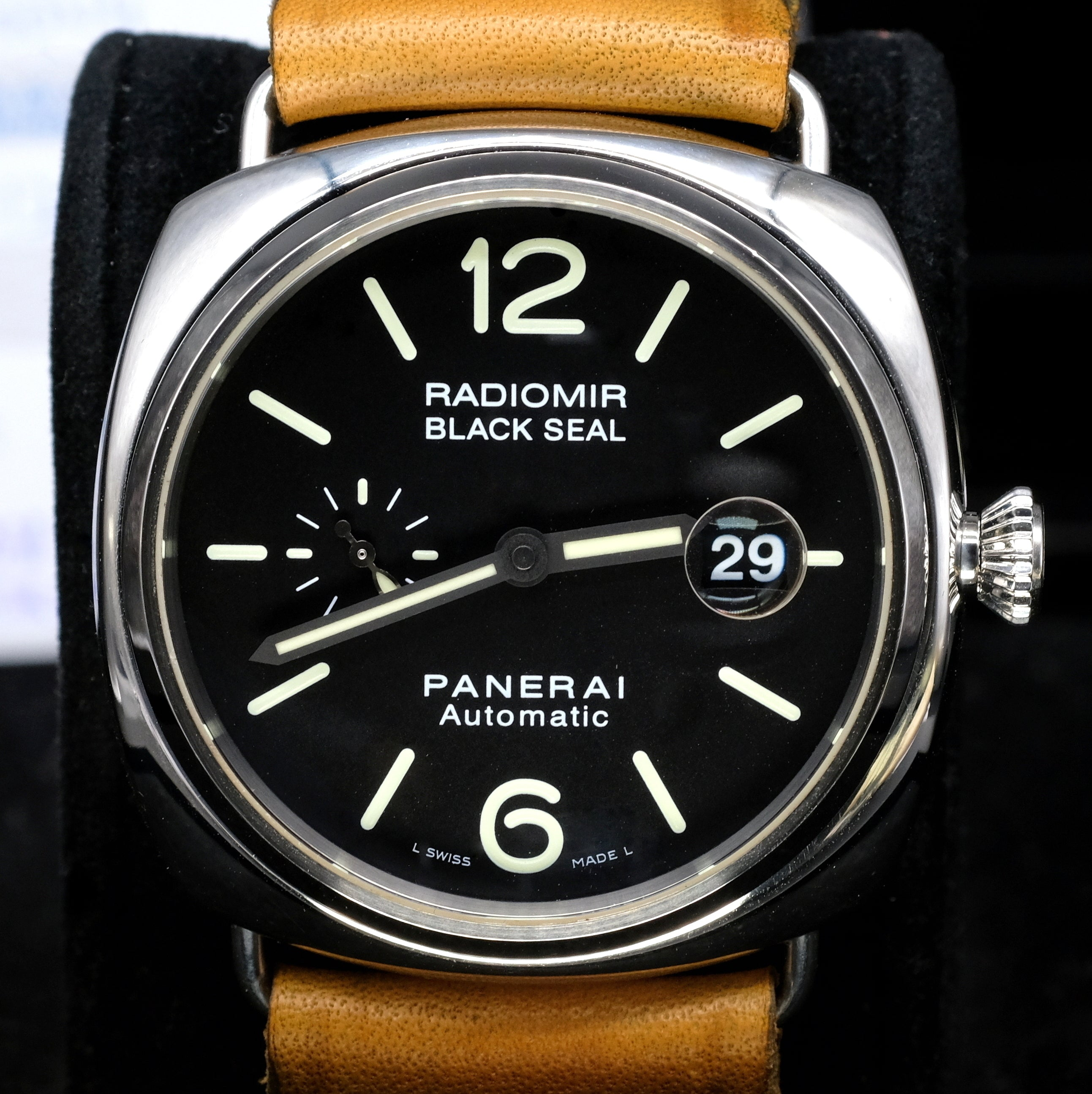 [Pre-Owned Watch] Panerai Radiomir Black Seal Automatic 45mm PAM00287 (Out of Production)