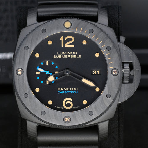 [Pre-Owned Watch] Panerai Luminor Submersible 1950 Carbotech™ 3 Days Auto. 47mm PAM00616