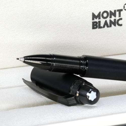 [Brand New Accessories] Montblanc StarWalker Ultra Black Fineliner Pen 118463