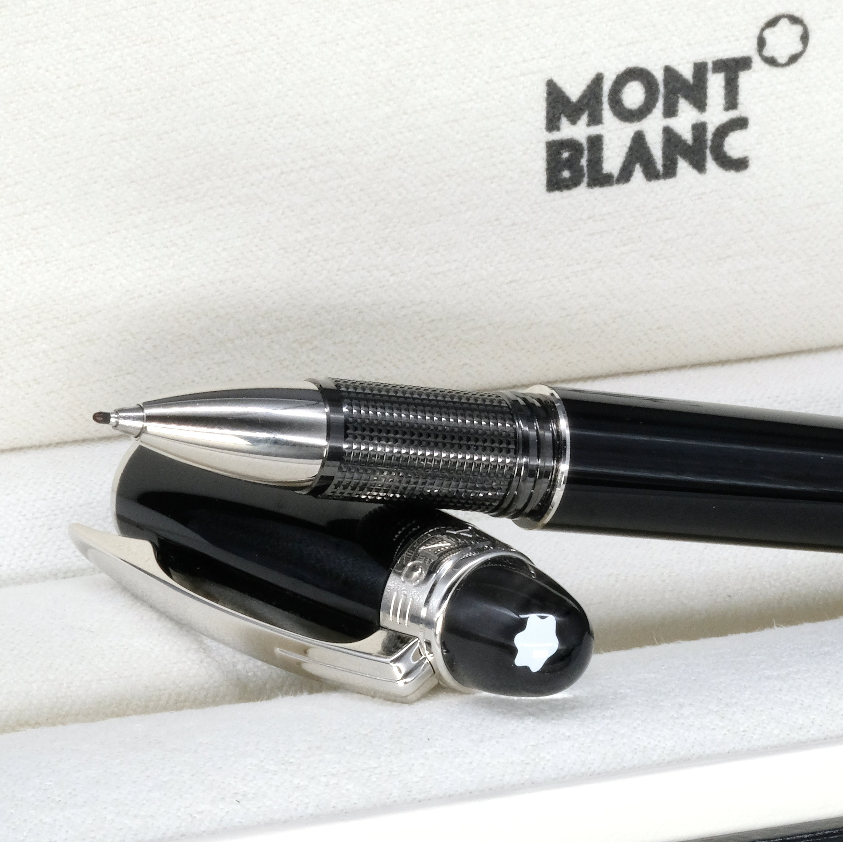 [Brand New Accessories] Montblanc StarWalker Resin Fineliner 8485