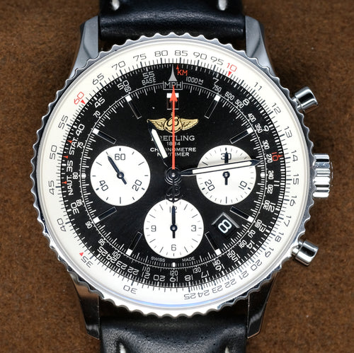 [Pre-Owned Watch] Breitling Navitimer 01 43mm AB012012/BB01