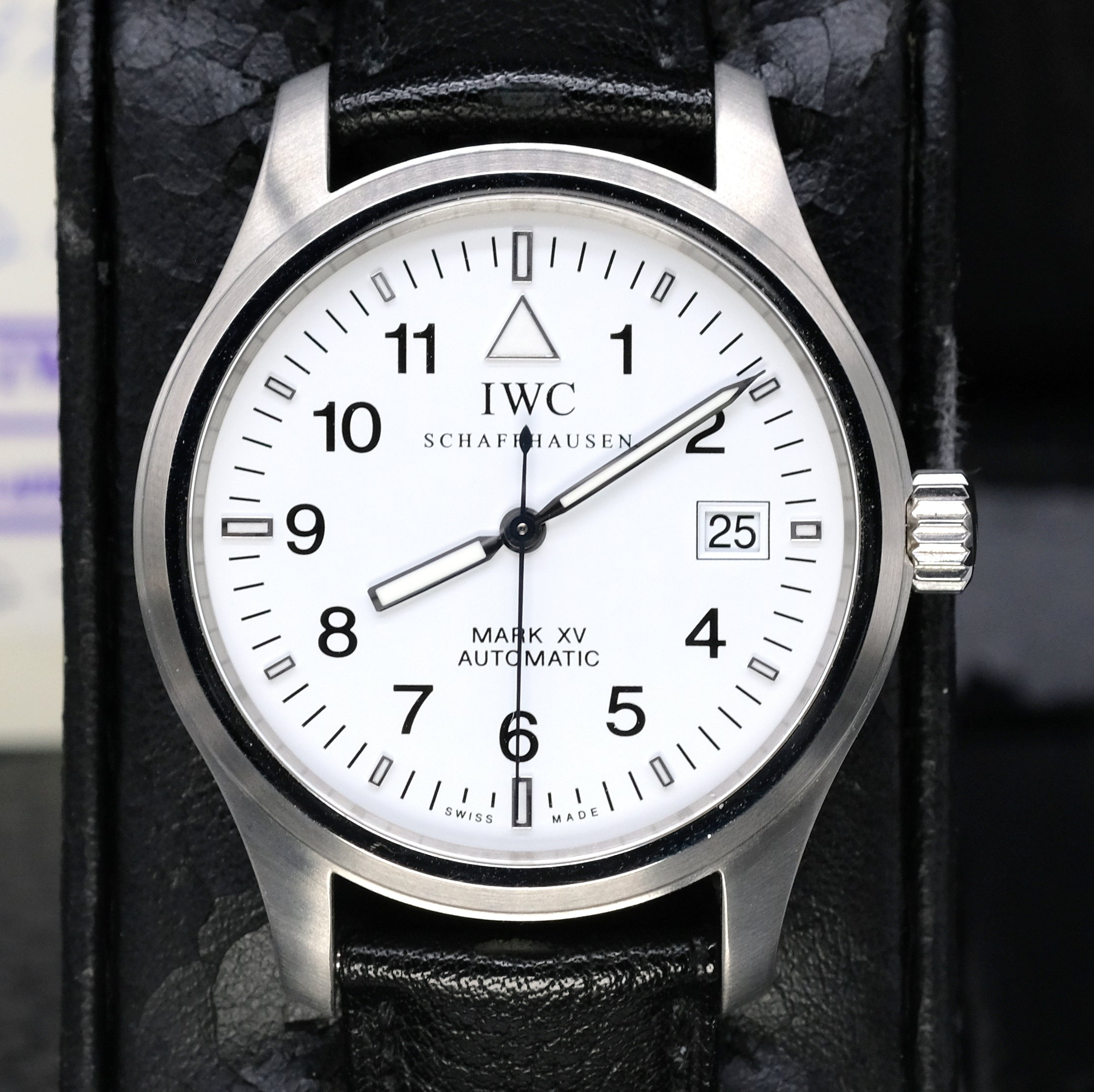 [Pre-Owned Watch] IWC Fliegeruhr Mark XV 37mm IW325309 (Out of Production)