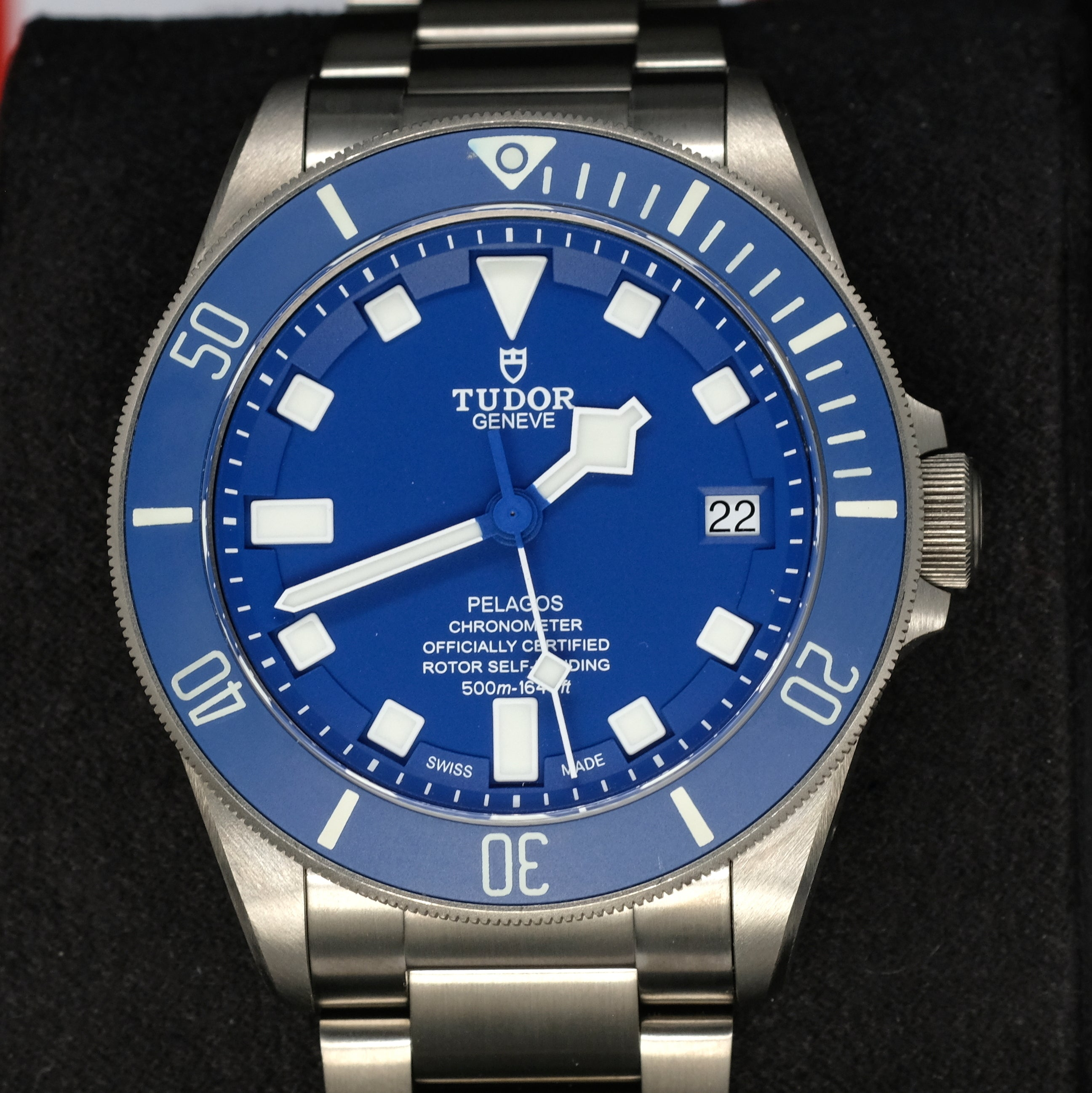 [Pre-Owned Watch] Tudor Pelagos 42mm 25600TB (888)
