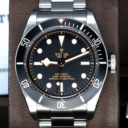 [Pre-Owned Watch] Tudor Heritage Black Bay 41mm 79230N (Steel Bracelet)