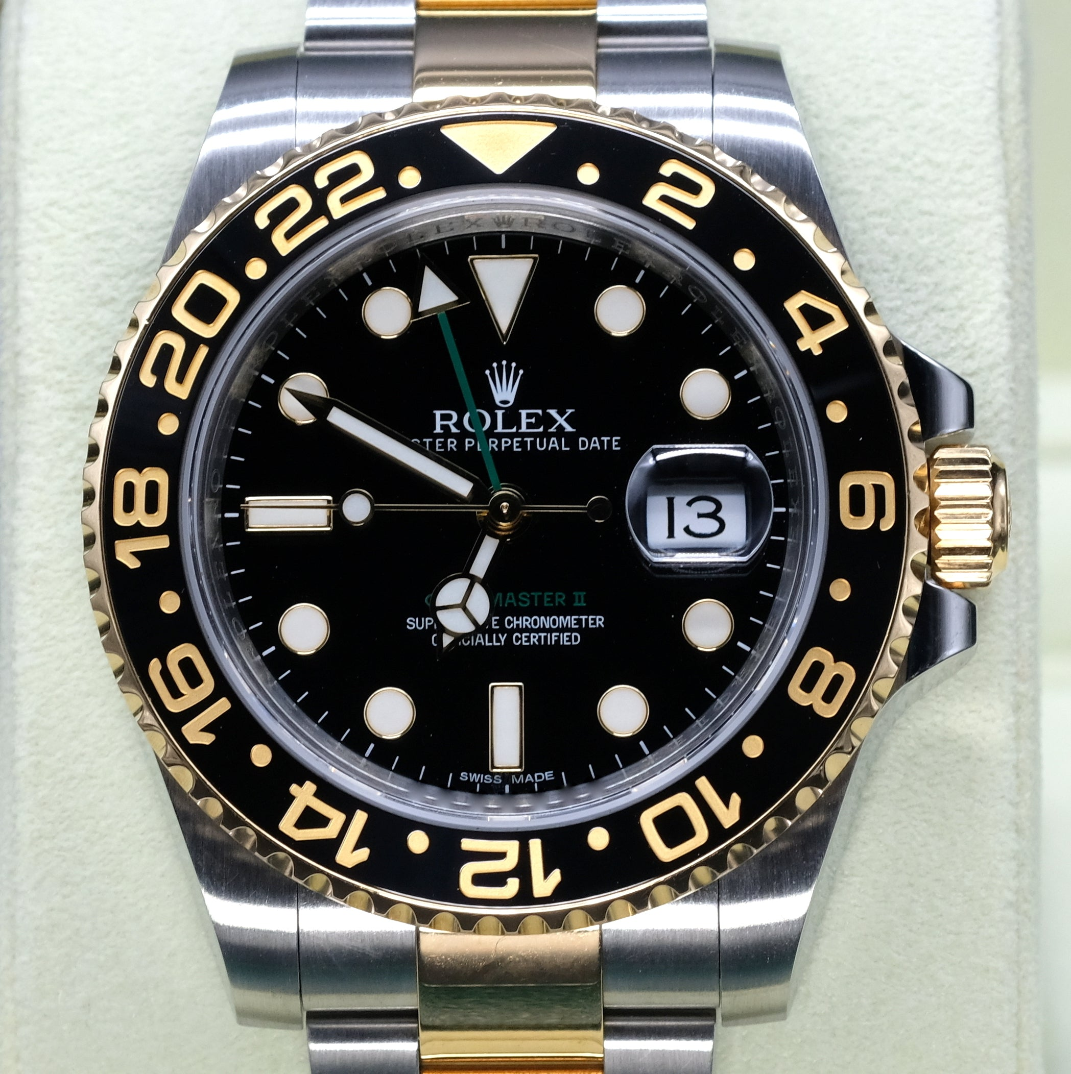 [Pre-Owned Watch] Rolex GMT-Master II 40mm 116713LN (Out of Production)