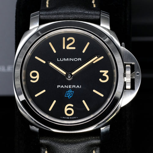 [Pre-Owned Watch] Panerai Luminor Base Logo Acciaio 44mm PAM00634 (Paneristi.com 15th Anniversay Limited Speical Edition of 500 Pieces Worldwide) (Out of Production)