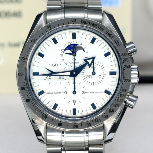 [Pre-Owned Watch] Omega Speedmaster Moon Phase 42mm 3575.20.00 (Out of Production)
