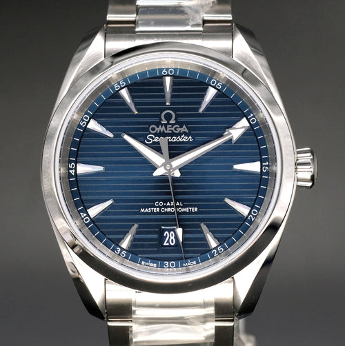 [Brand New Watch] Omega Seamaster Aqua Terra 150m Co-Axial Master Chronometer 38mm 220.10.38.20.03.001