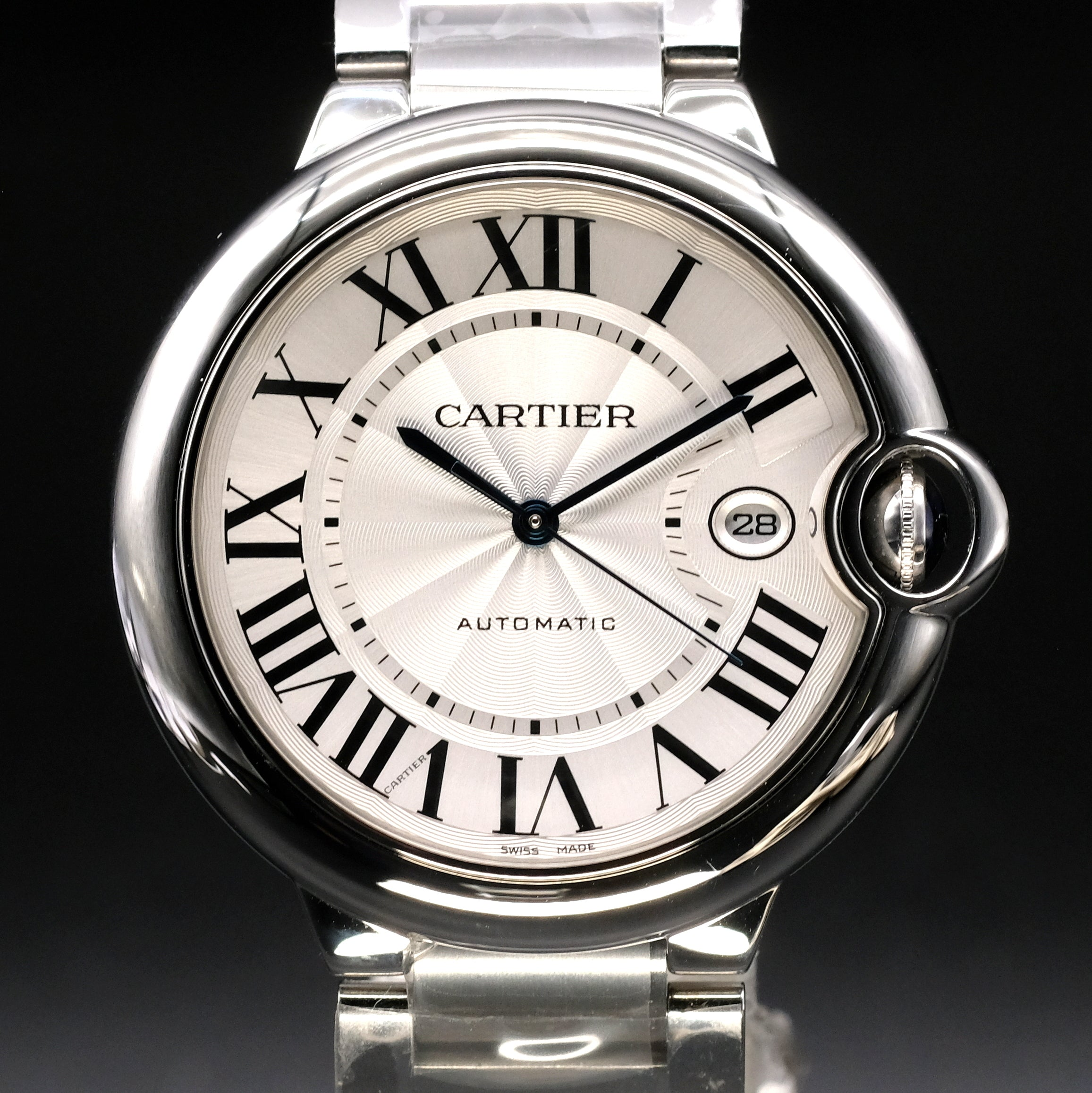 [Brand New Watch] Cartier Ballon Bleu de Cartier Watch 42mm W69012Z4