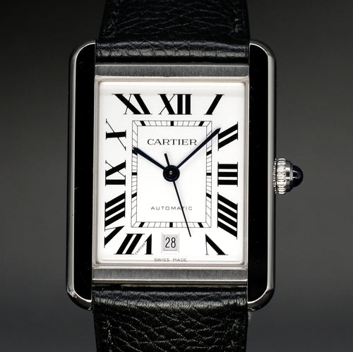 [Brand New Watch] Cartier Tank Solo Watch 31mm WSTA0029