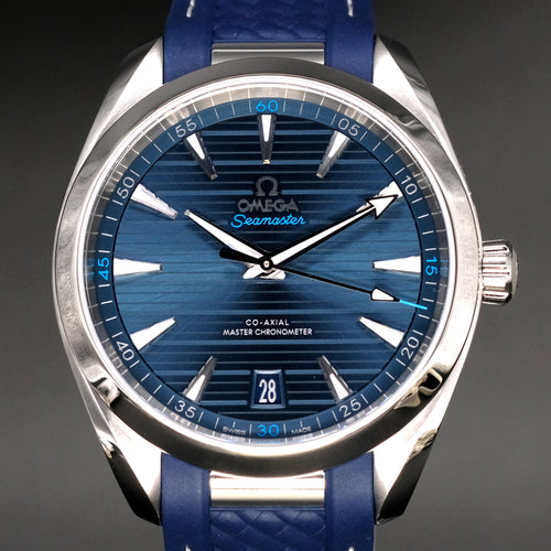 [Brand New Watch] Omega Seamaster Aqua Terra 150m Co-Axial Master Chronometer 41mm 220.12.41.21.03.001
