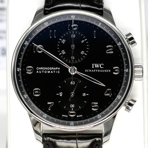 [Pre-Owned Watch] IWC Portuguese Chronograph 41mm IW371447