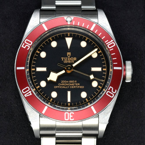 [Pre-Owned Watch] Tudor Heritage Black Bay 41mm 79230R (Steel Bracelet) (888)