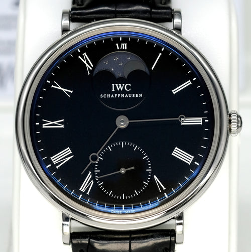 [Pre-Owned Watch] IWC Portofino Moonphase 45.5mm IW544801 (Out of Production)