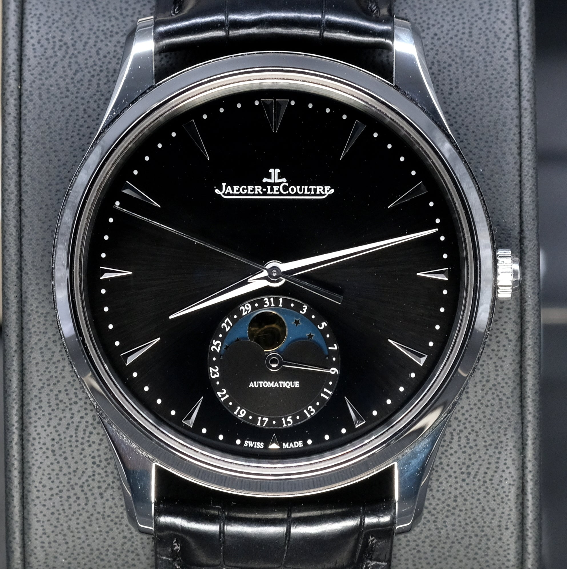 [Pre-Owned Watch] Jaeger-LeCoultre Master Ultra Thin Moon 39mm Q1368470
