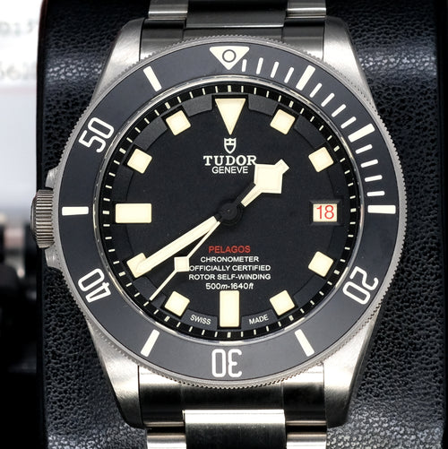 [Pre-Owned Watch] Tudor Pelagos LHD 42mm 25610TNL (888)