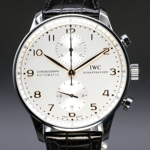 [Brand New Watch] IWC Portuguese Chronograph 41mm IW371445