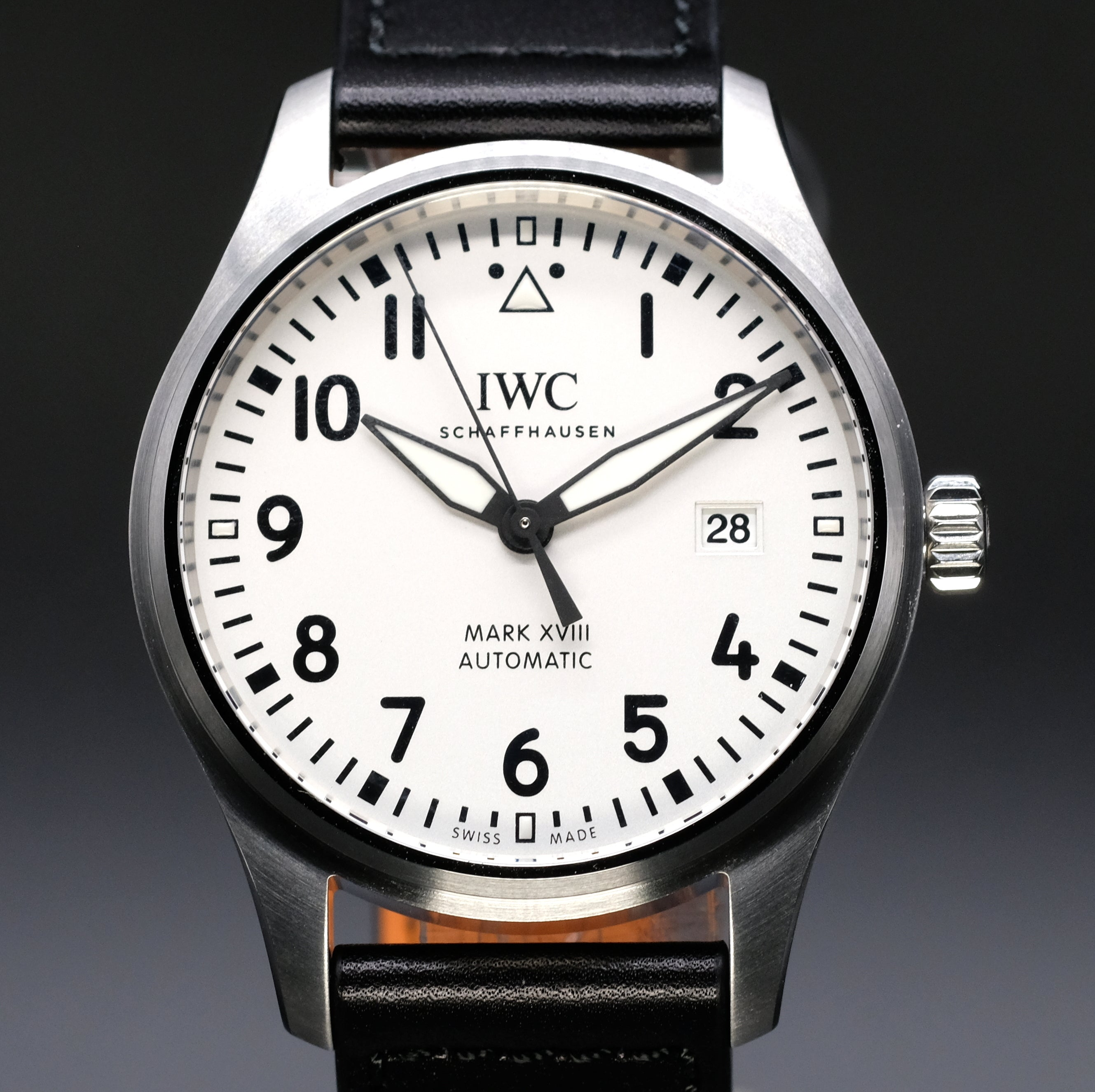 [Brand New Watch] IWC Pilot's Watch Mark XVIII 40mm IW327002