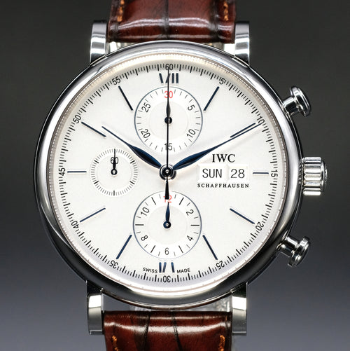 [Brand New Watch] IWC Portofino Chronograph 42mm IW391007