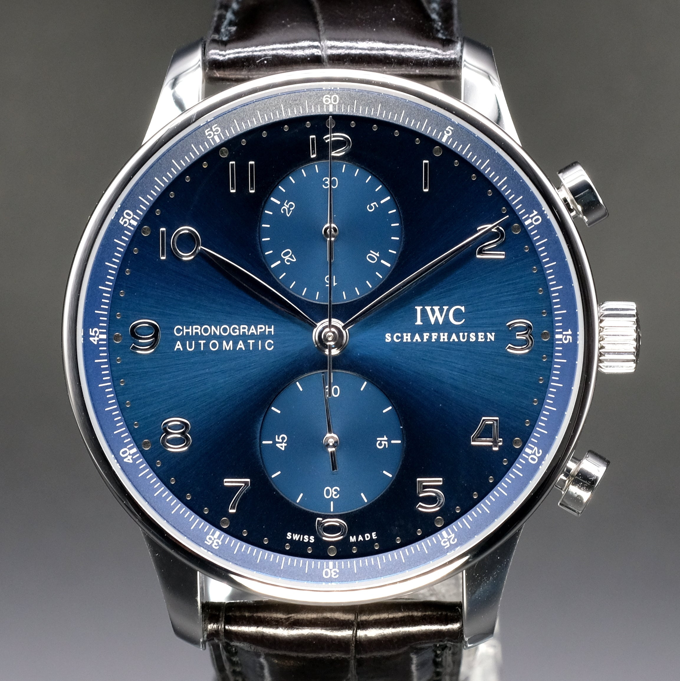 [Brand New Watch] IWC Portuguese Chronograph 41mm IW371491