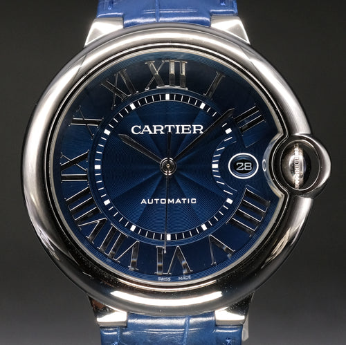[Brand New Watch] Cartier Ballon Bleu de Cartier Watch 42mm WSBB0025