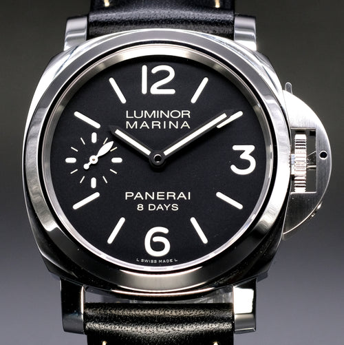 [Brand New Watch] Panerai Luminor Marina 8 Days Acciaio 44mm PAM00510