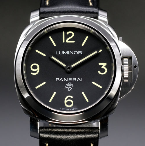 [Brand New Watch] Panerai Luminor Base Logo Acciaio 44mm PAM00773