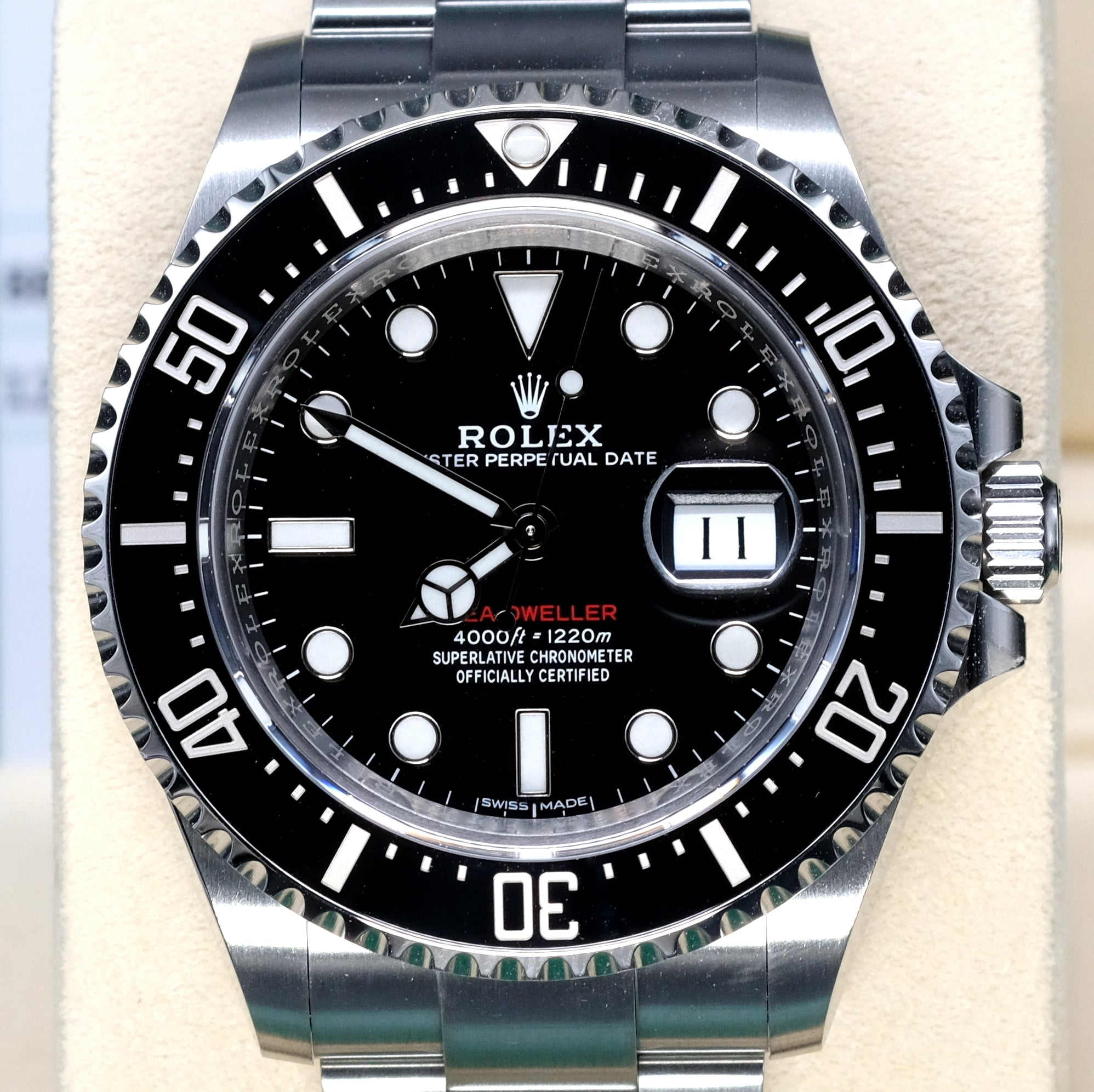 [Pre-Owned Watch] Rolex Sea-Dweller 43mm 126600 (Mark I) (888) (Out of Production)