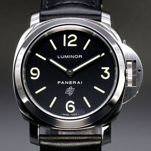 [Brand New Watch] Panerai Luminor Base Logo Acciaio 44mm PAM01000