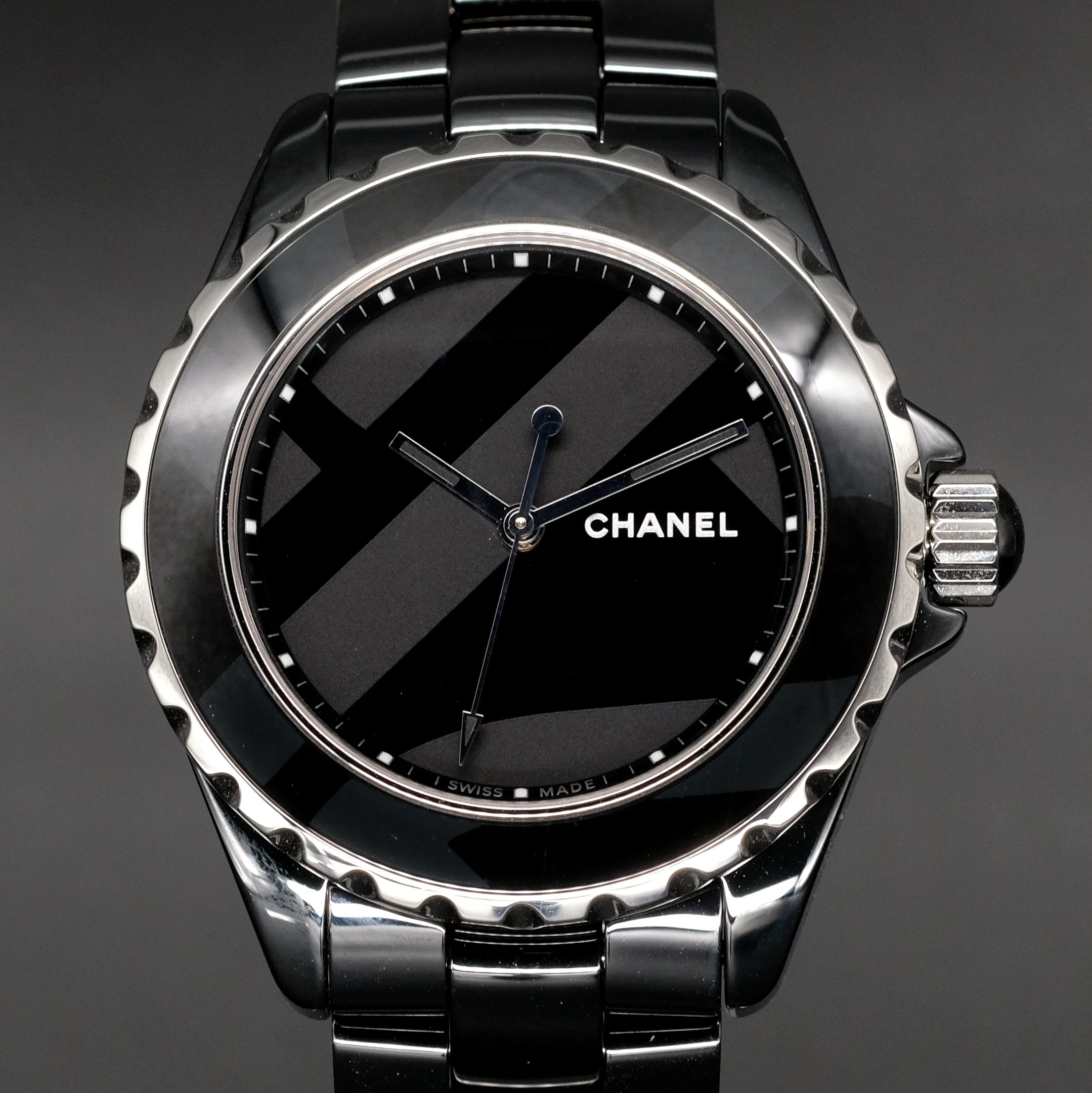 [Brand New Watch] Chanel J12 Untitled Watch 38mm H5581 (Limited Edition of 1200 Pieces)