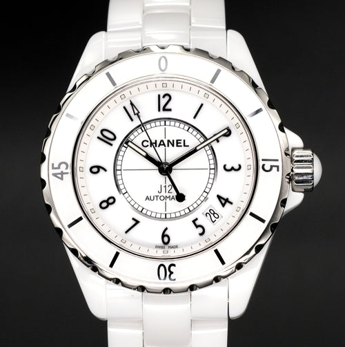 [Brand New Watch] Chanel J12 White 38mm H0970