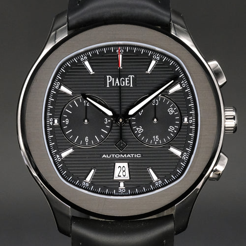 [Brand New Watch] Piaget Polo S Chronograph Watch 42mm G0A42002 (Limited Edition of 888 Pieces)