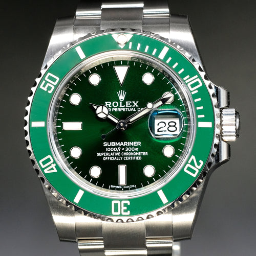 [Brand New Watch] Rolex Submariner Date 40mm 116610LV (888)