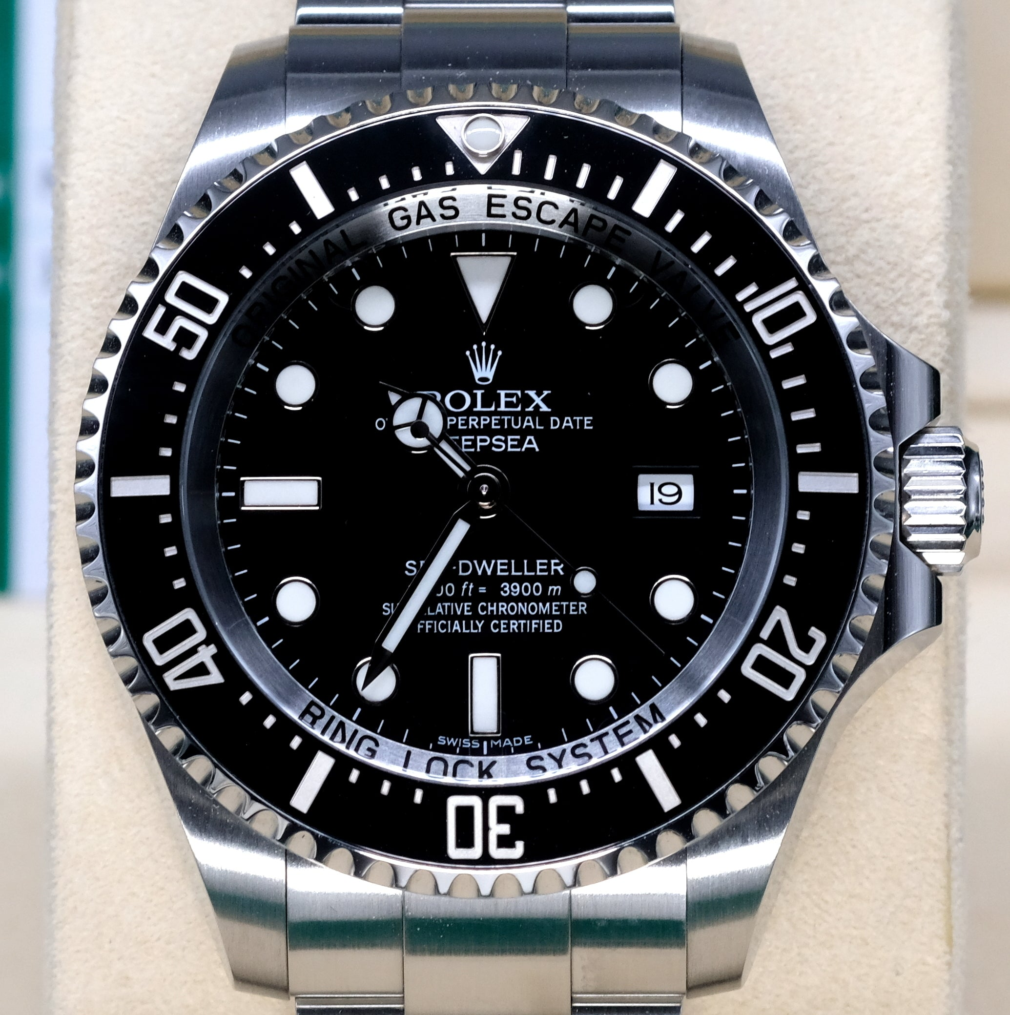 [Pre-Owned Watch] Rolex Deepsea 44mm 116660 Black Dial (Out of Production)