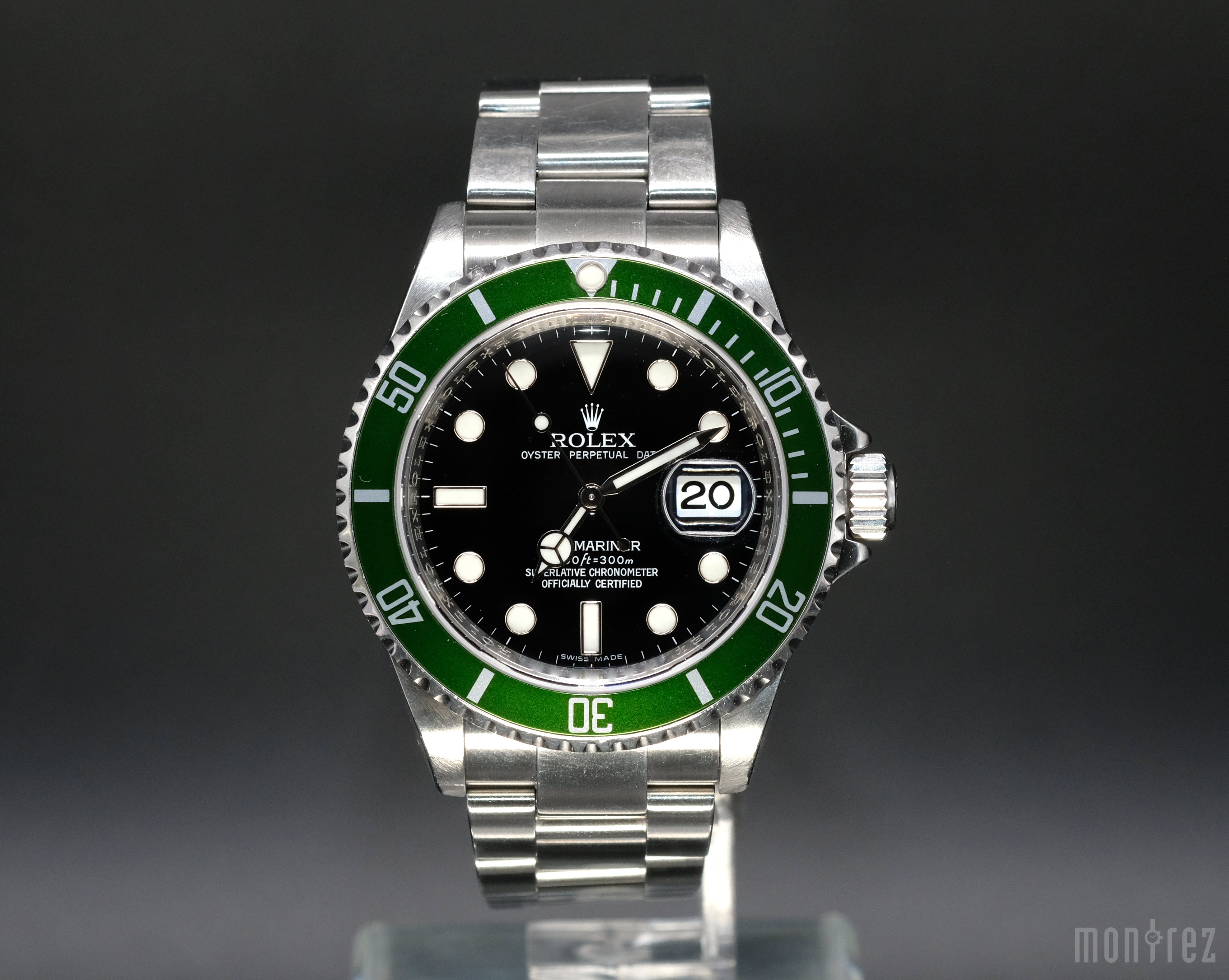 [Pre-Owned Watch] Rolex Submariner Date 40mm 16610LV (888) (Out of Production)