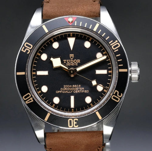 [Brand New Watch] Tudor Black Bay Fifty-Eight 39mm 79030N (Leather Strap)