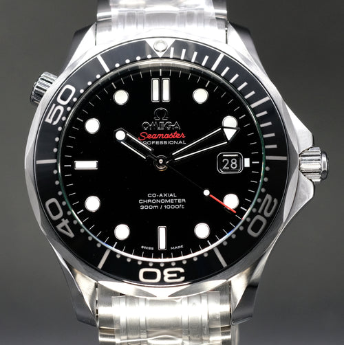 [Brand New Watch] Omega Seamaster Diver 300m Co-Axial 41mm 212.30.41.20.01.003